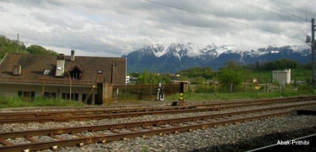 Way to Mt Rigi, Switzerland (2)