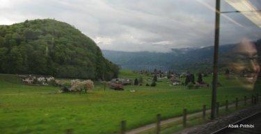 Way to Mt Rigi, Switzerland (6)