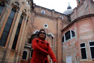 Campo Santi Giovanni е Paolo, Venice, Italy (1)