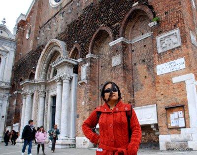 Campo Santi Giovanni е Paolo, Venice, Italy (10)
