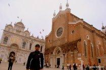 Campo Santi Giovanni е Paolo, Venice, Italy (4)
