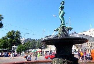 Havis Amanda, Helsinki, Finland (1)