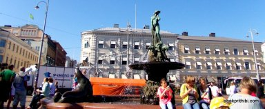 Havis Amanda, Helsinki, Finland (4)
