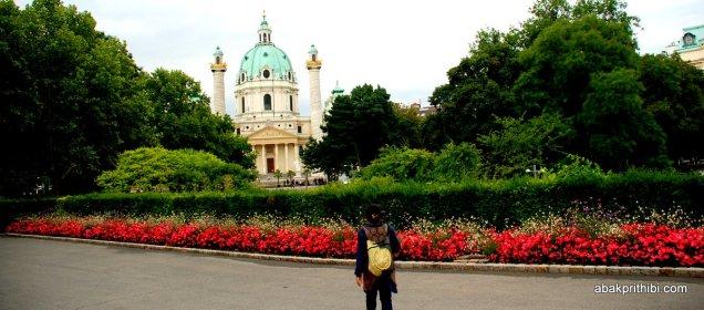Karlskirche, Vienna, Austria (1)