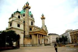 Karlskirche, Vienna, Austria (2)