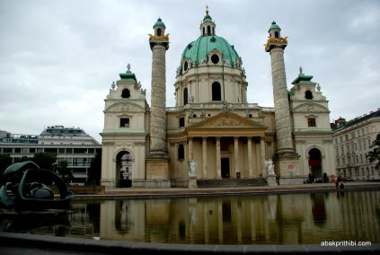 Karlskirche, Vienna, Austria (3)