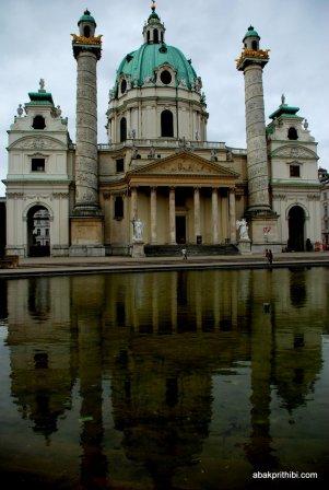 Karlskirche, Vienna, Austria (6)