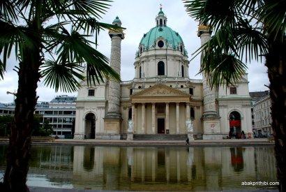 Karlskirche, Vienna, Austria (7)
