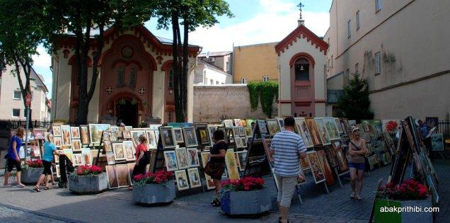 Road side gallery, Europe (5)