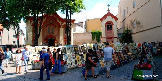 Road side gallery, Europe (6)