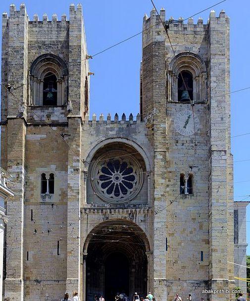 Sé de Lisboa, Lisbon, Portugal (2)