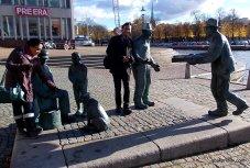 Sculptures in Europe - Gothenburg (11)