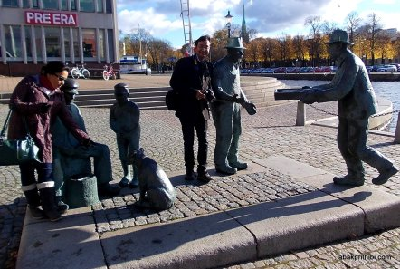 Sculptures in Europe - Gothenburg (11)