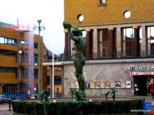 Sculptures in Europe - Gothenburg(12)