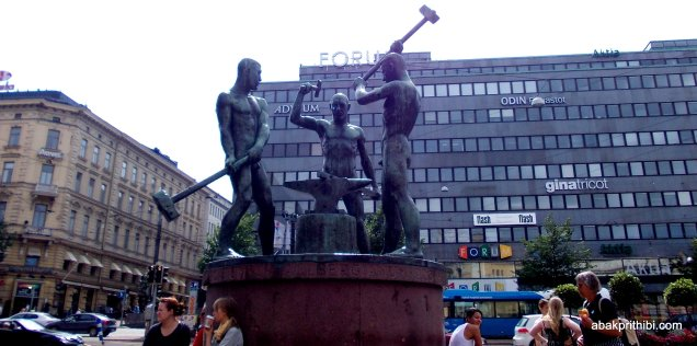 Sculptures in Europe - Helsinki(13)