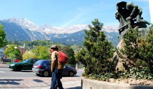 Sculptures in Europe - Innsbruck (4)