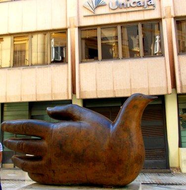 Sculptures in Europe - Malaga(8)