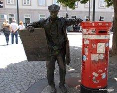 Sculptures in Europe - Porto(10)