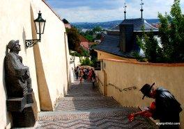 Sculptures in Europe - Prague (5)
