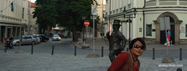 Sculptures in Europe - Tallinn (3)
