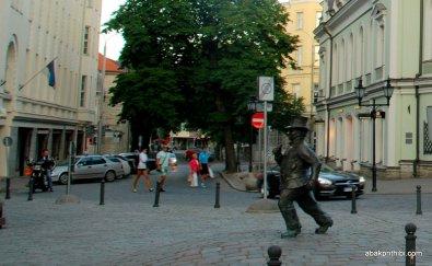 Sculptures in Europe - Tallinn(2)
