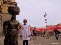 Sculptures in Europe - Zagreb (16)