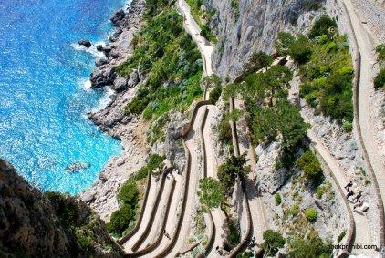 Via Krupp, Capri, Italy (1)