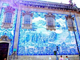 Igreja do Carmo and Igreja dos Carmelitas Descalços, O Porto, Portugal (2)