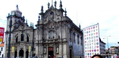 Igreja do Carmo and Igreja dos Carmelitas Descalços, O Porto, Portugal (5)