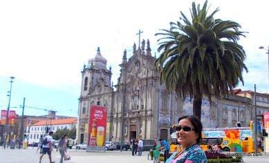 Igreja do Carmo and Igreja dos Carmelitas Descalços, O Porto, Portugal (6)