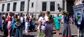 National day of Riga, Latvia (1)