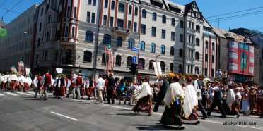 National day of Riga, Latvia (13)