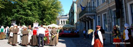 National day of Riga, Latvia (2)