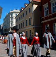 National day of Riga, Latvia (4)