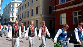 National day of Riga, Latvia (5)