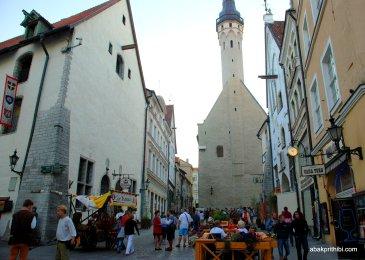 Tallinn Town Hall square, Estonia (2)