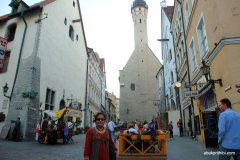 Tallinn Town Hall square, Estonia (3)