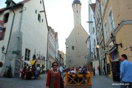 Tallinn Town Hall square, Estonia (3)