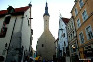 Tallinn Town Hall square, Estonia (6)
