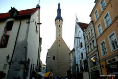 Tallinn Town Hall square, Estonia (6)