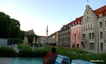 Tallinn Town Hall square, Estonia (8)