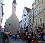 Tallinn Town Hall square, Estonia (9)