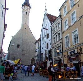 Tallinn Town Hall square, Estonia (9)