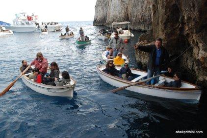 The Blue Grotto, Anacapri, Italy (1)
