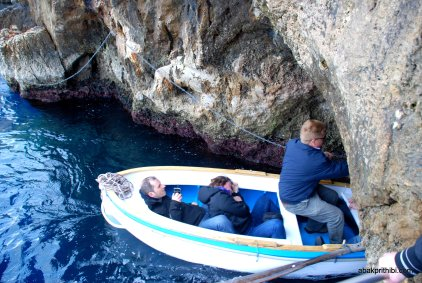 The Blue Grotto, Anacapri, Italy (8)