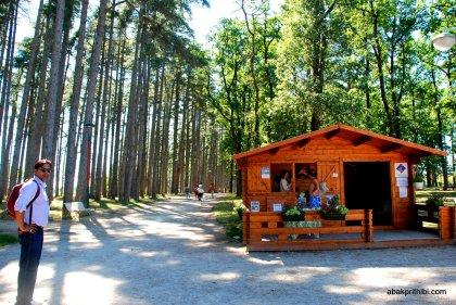 Tourist information, Europe (2)