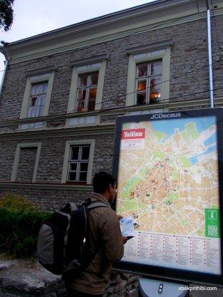 Tourist information, Europe (8)
