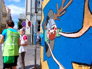 Tourist information, Europe (9)