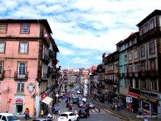 View from Clérigos Church, Porto (1)