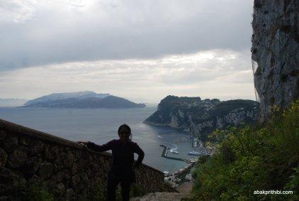 View from Villa San Michele, Anacapri, Italy (10)